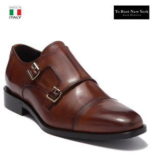 To Boot New York Double Monk Strap Men's Loafer